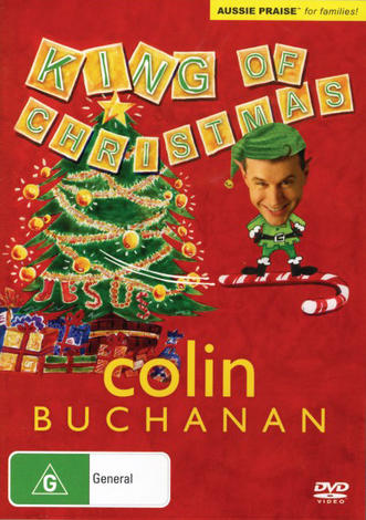 King of Christmas DVD by Colin Buchanan