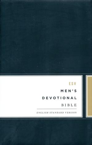 ESV Men's Devotional Bible by