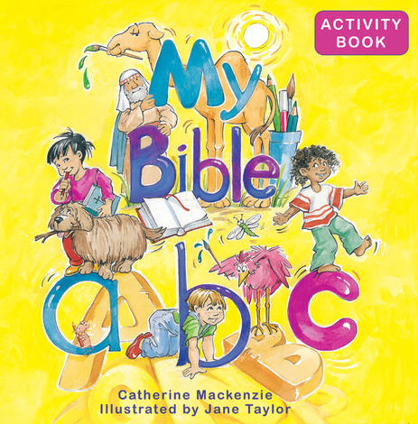 My Bible Abc by Catherine Mackenzie