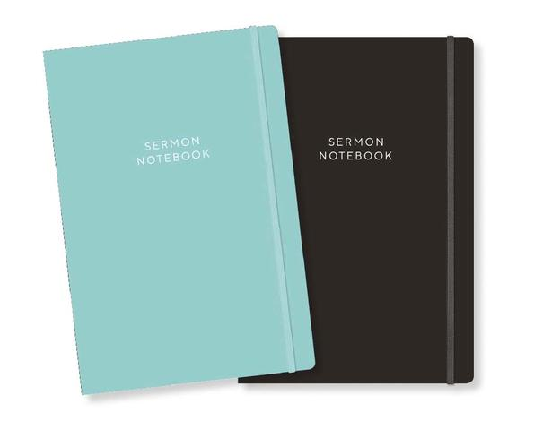 Sermon Notebook by