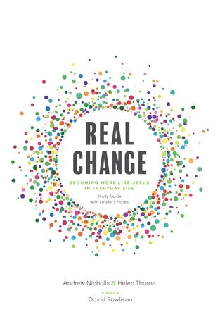 Real Change by Helen Thorne and Andrew Nicholls