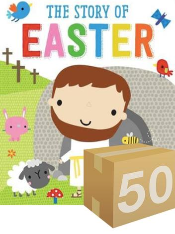 GIVE–AWAY: The Story of Easter by Fiona Boon