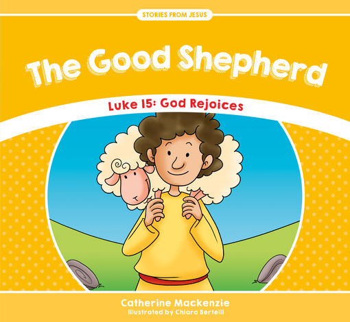 The Good Shepherd by Catherine Mackenzie