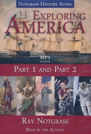 Exploring America Audio Supplement (Part 1 and Part 2) by