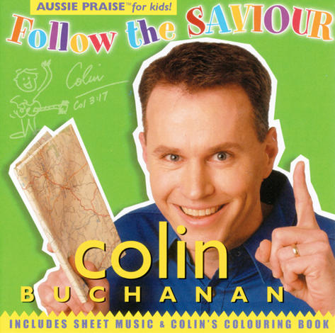 Follow The Saviour CD by Colin Buchanan