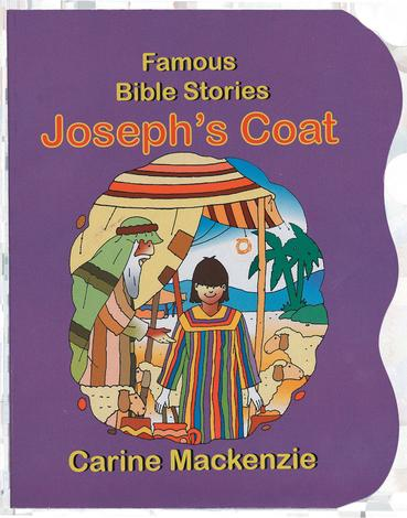 Famous Bible Stories Joseph's Coat by