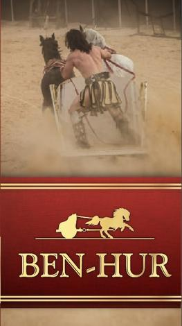 Ben Hur Tract by Roger Carswell