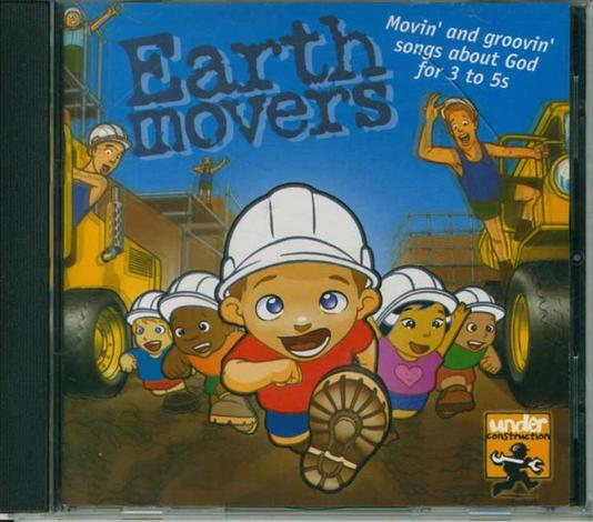 Earth Movers CD by