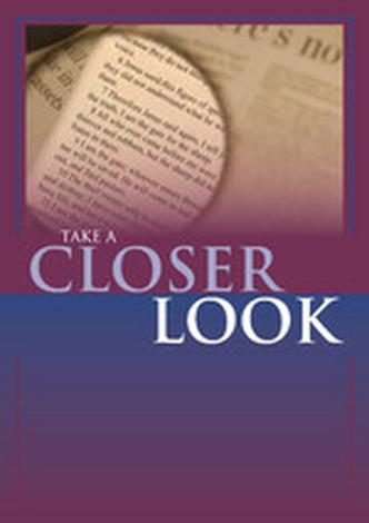 Take a Closer Look by Roger Carswell