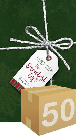 GIVE-AWAY Christmas: The Greatest Gift by Paul Williams