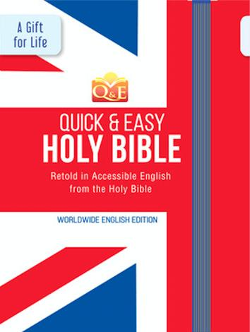 Quick & Easy Read Bible by