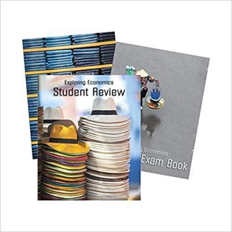 Exploring Economics Student Review Pack by