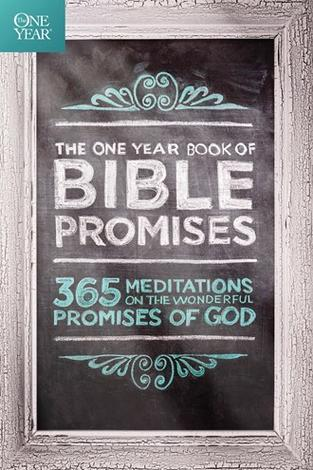 The One Year Book of Bible Promises by