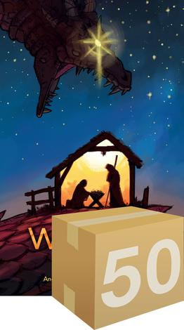 GIVE-AWAY: The Weirdest Nativity by Andrew Sach and Jonathan Gemmell