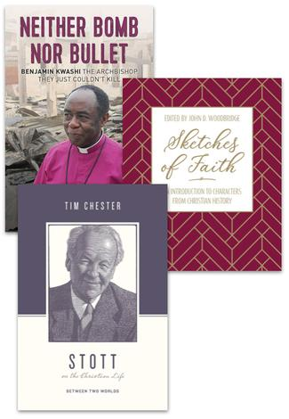 Faith Biography Bundle by