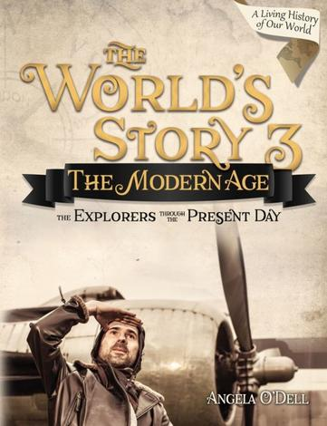 The World's Story 3: The Modern Age (Student) by