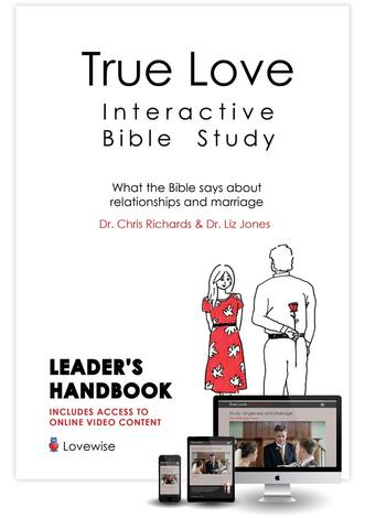True Love Interactive Bible Study - Leader's Guide by