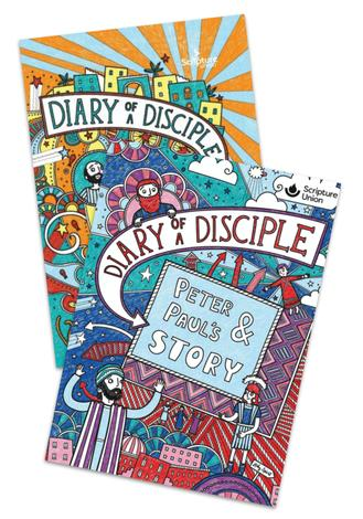 Diary of a Disciple Pack by Gemma Willis