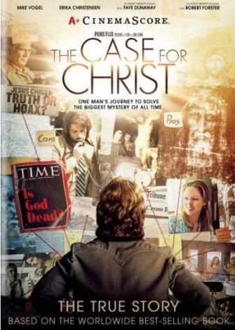 Case for Christ DVD by