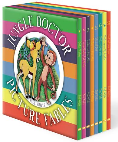 Jungle Doctor Picture Fables Box Set by Paul White