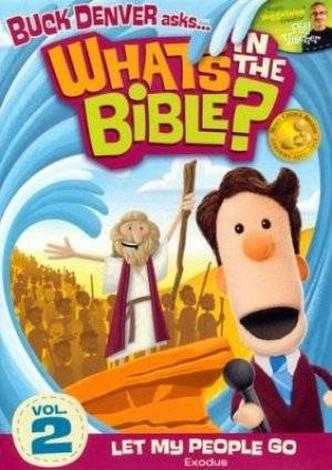 What's In The Bible DVD (2) by Phil Vischer