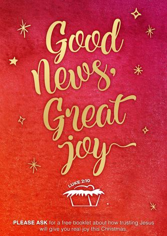 Good News of Great Joy by