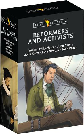 Trailblazer Reformers & Activists Box Set 4 by