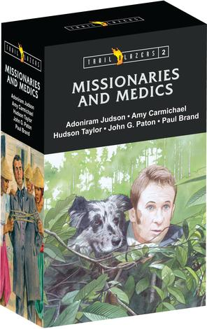 Trailblazer Missionaries & Medics Box Set 2 by
