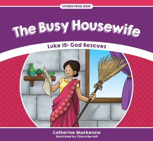 The Busy Housewife by Catherine Mackenzie