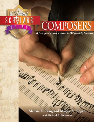 A Young Scholar's Guide to Composers by