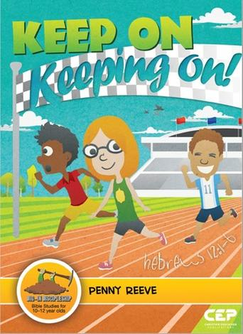 Keep On Keeping On by Penny Reeve