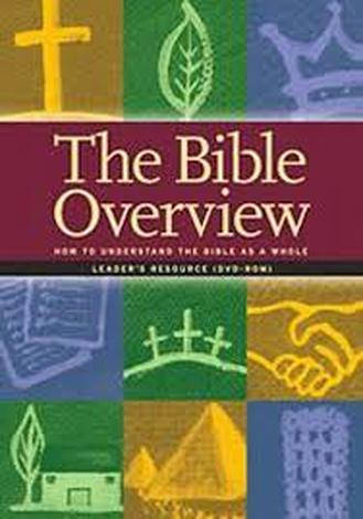 The Bible Overview (Leader's Resource DVD–ROM) by Matt Brain