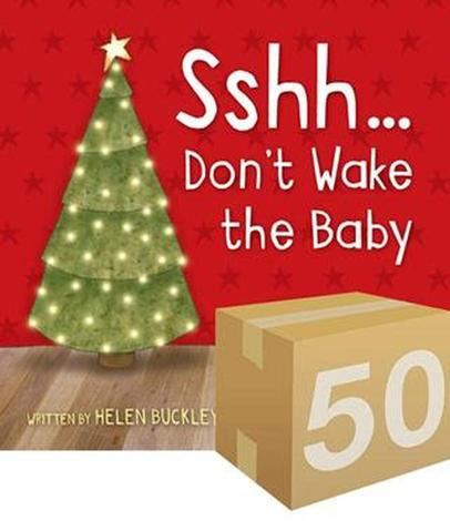 GIVE-AWAY: Sshh... Don't Wake the Baby by Helen Buckley
