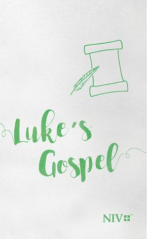 NIV Gospel of Luke by