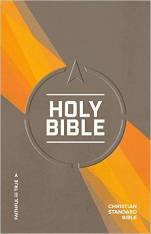 CSB Outreach Bible by