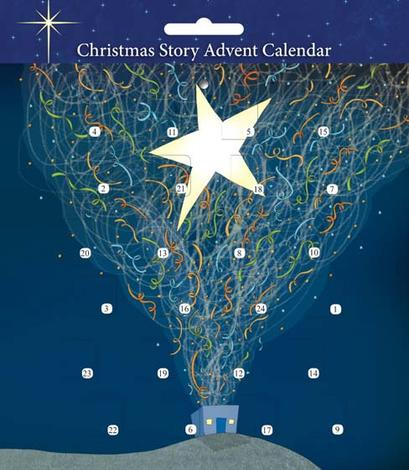 Star in the Sky Advent Calendar by