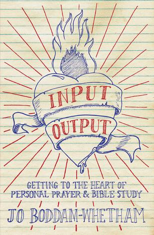 Input-Output by Jo Boddam-Whetham