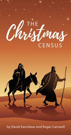 The Christmas Census by Roger Carswell