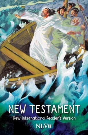 NIrV Children's New Testament (Sea of Galilee) by