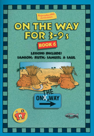 On The Way 3–9's – Book 6 by