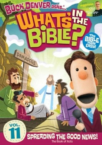 What's in the Bible DVD (11) by Phil Vischer