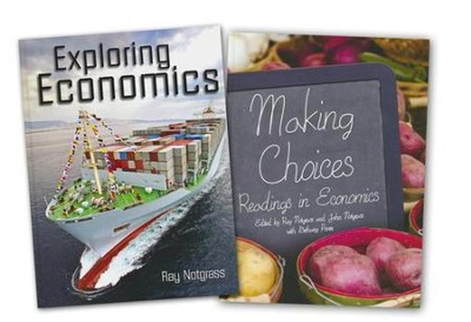 Exploring Economics Curriculum Package by