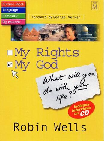 My Rights, My God by Robin Wells