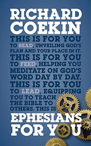Ephesians For You by Richard Coekin