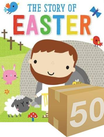 The Story Of Easter by Fiona Boon
