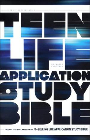 Teen Life Application Study Bible by