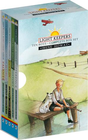 Lightkeepers Boys Complete Box Set by Irene Howat