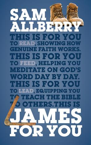 James For You by Sam Allberry