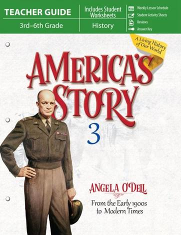 America's Story 3 (Teacher Guide) by