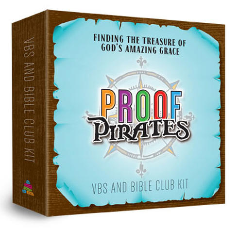PROOF Pirates CD Curriculum by Jared Kennedy